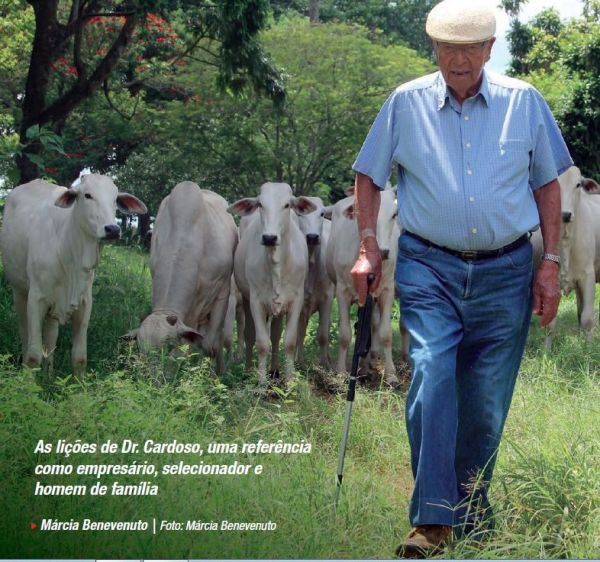 Fernando Cardoso Penteado: 102 anos de uma vida dedica a transfomar a agropecuária no Brasil