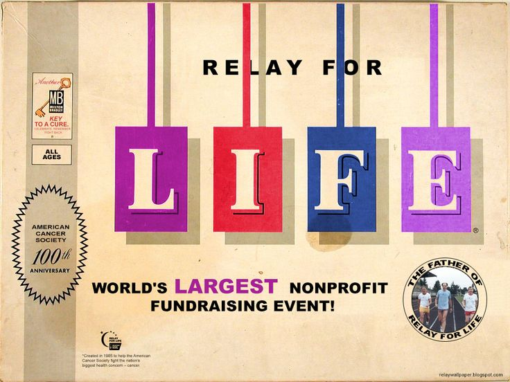 relay For Life Board Game - relaywallpaper.blogspot.com