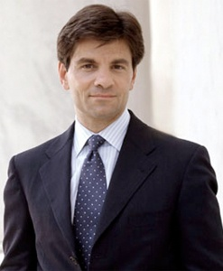 George Stephanopoulos--there is just something about him...