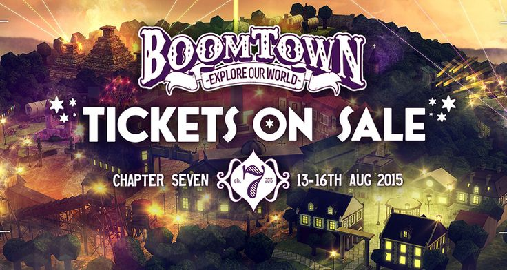 BoomTown Fair – Chapter 7 Introduction: First Act And Brand New Stage Plans Revealed!!