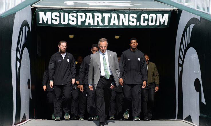 Don't feel sorry for Mark Dantonio and Michigan State = Mark Dantonio doesn't feel sorry for himself. He doesn't feel sorry for his Michigan State Spartans, either.  That said, there probably isn't one program in the Big Ten that'd be willing to do so for a coach who's won 11 or more games during.....