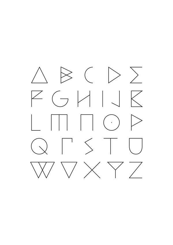 thin greek typeface - Google Search