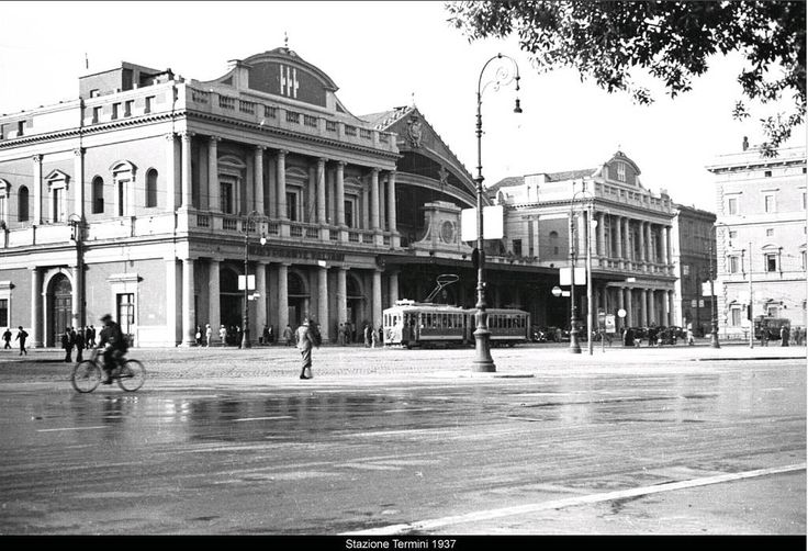 stazione termini 1937