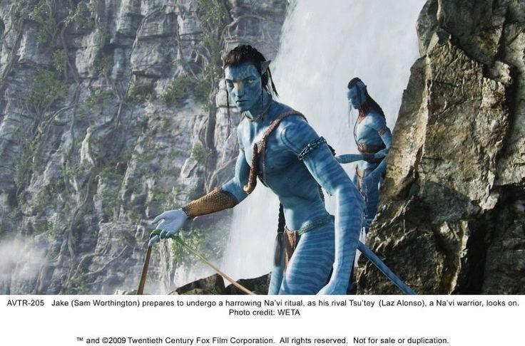 21 High Resolution Photos From James Cameron's Avatar – /Film
