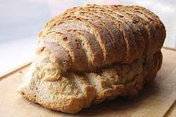 Maltese Bread (Hobz)