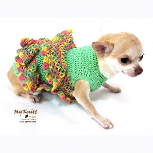 354 best images about pets on pinterest crochet dog - Dog clothes for chihuahuas ...