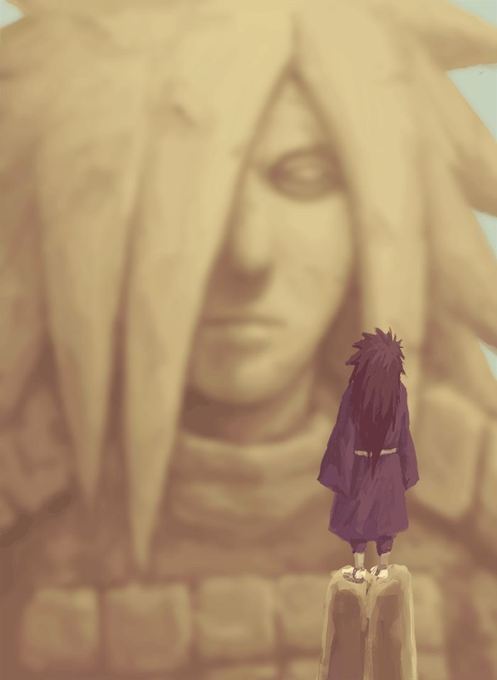 k1dekismadaratemple:  Madara visiting vote after his own death is everything i want to see.