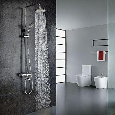 17 mejores ideas sobre ducha moderna en pinterest ba o for Pasamanos para ducha