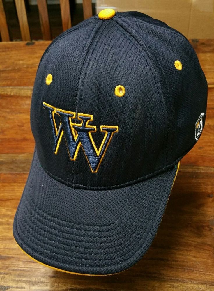 1a0de09819fe8 West Virginia University Mountaineers WVU The Game Pro Hat Cap size 7  Football  TheGame  WestVirginiaMountaineers