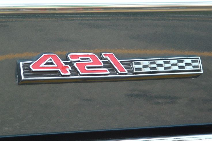 Pontiac 421 Emblem Automotive art, Vehicle logos