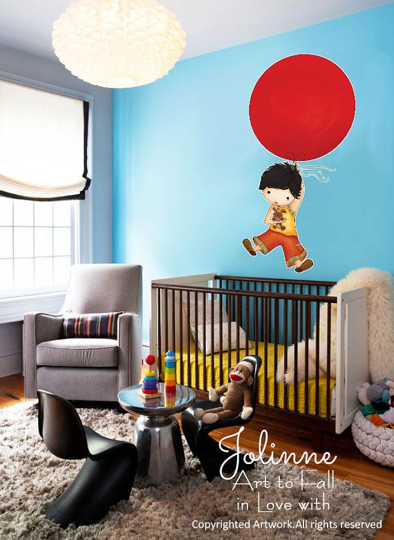 Large Stickers For Kids Room Boys Room Wall Decals Boys By Jolinne
