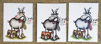 Copic Marker Europe: Tutorial