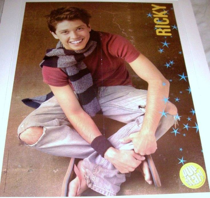 "RICKY ULLMAN - CHAD MICHAEL MURRAY 22"" x 16"" POSTER 