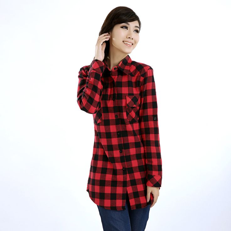1000 ideas about plaid shirt women on pinterest women 39 s for Types of flannel shirts