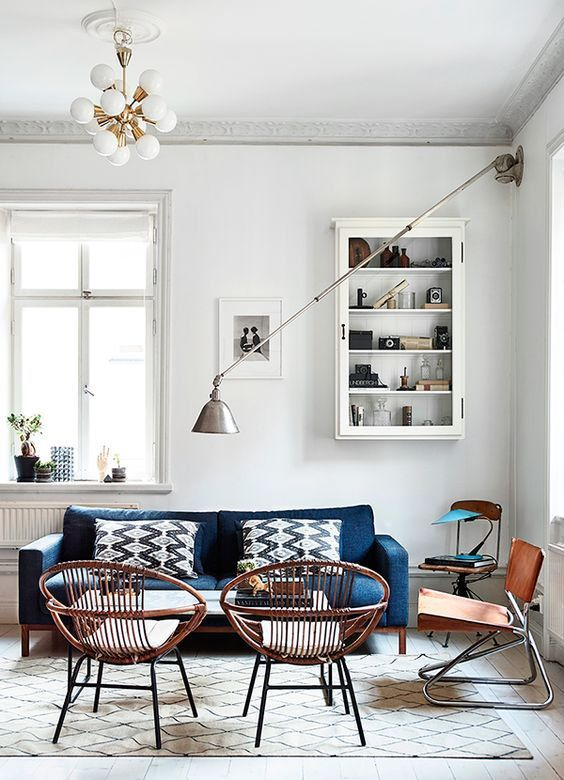 Old meets New | Living Space
