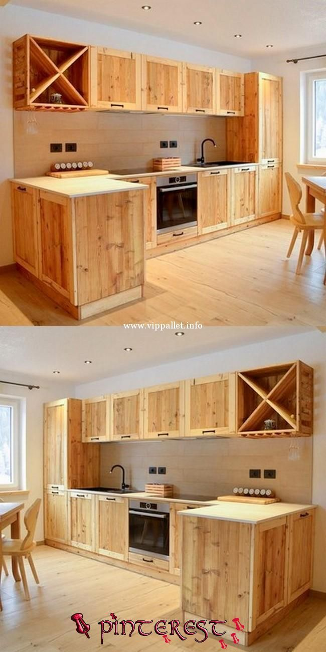 Woodworking Projects Pallet Kitchen Cabinets Pallet Furniture Plans Wooden P Cabinets Fur In 2020 Pallet Furniture Plans Pallet Kitchen Cabinets Pallet Kitchen