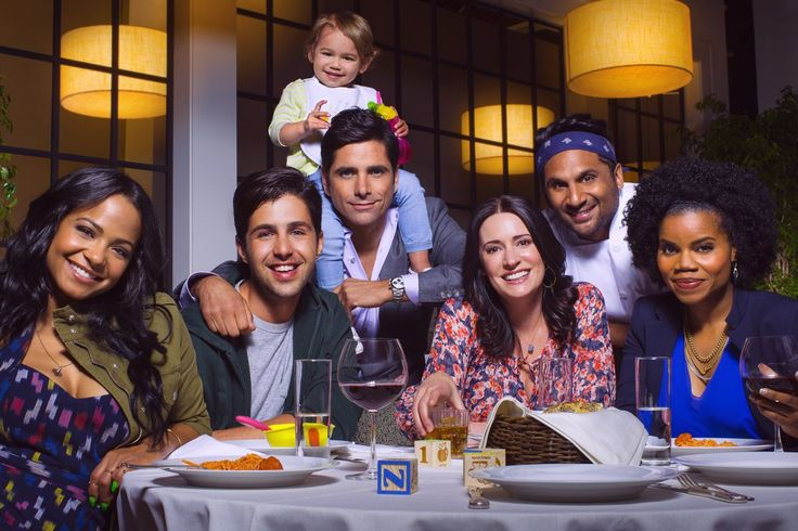 John Stamos' new sitcom, Grandfathered, debuts tonight. http://tvseriesfinale.com/?p=38220 Do you plan to check out this FOX series?
