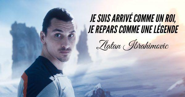 Top 14 des phrases cultes de Zlatan Ibrahimovic, vous avez dit melon ?