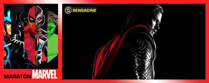 'Thor': 10 curiosidades que desconocías sobre la película      La historia del dios del trueno es la cuarta película en orden cronológico del Universo Cinematográfico de Marvel. ¡Apúntate a nuestro Maratón Vengador antes de 'Infinity War'! http://www.sensacine.com/noticias/cine/noticia-18563716/?utm_campaign=crowdfire&utm_content=crowdfire&utm_medium=social&utm_source=pinterest