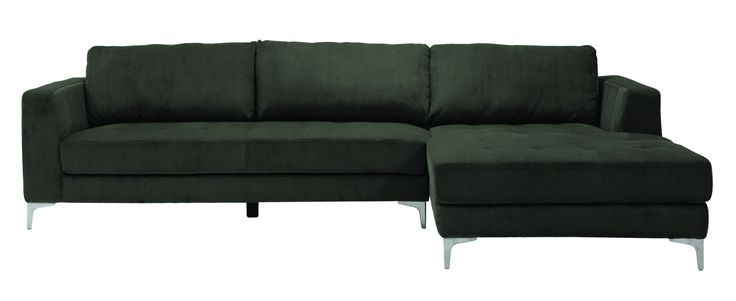 Lily 3 Seater   Chaise from The Furniture Room