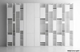 Random Box Bookcase - MDF Italia