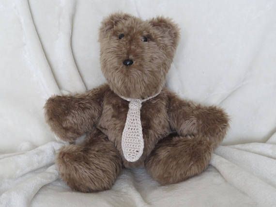 Teddy Bear Stuffed Animal Bear Boy Baby Gift Boy Baby Shower
