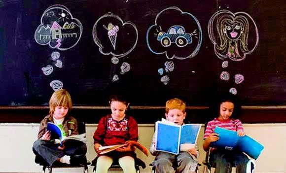 Editoria de Bulas: Duas versões sobre deficit de atenção em crianças... / Psychology Today