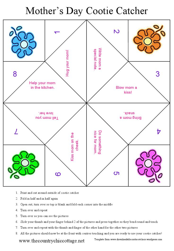 233 best Cootie Catchers! images on Pinterest Cootie catcher - cootie catcher template