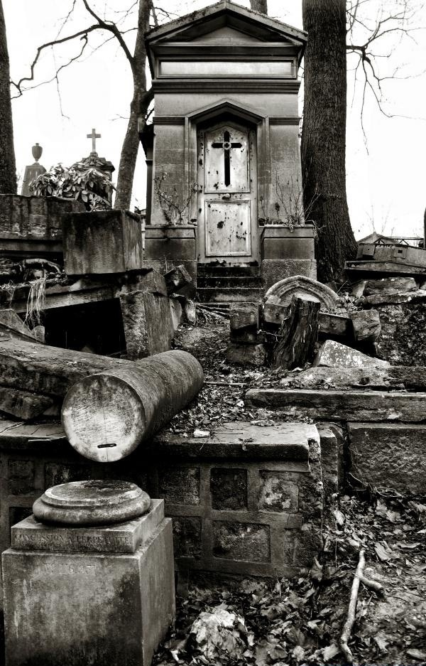 abandoned graves                                                       …