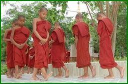 INSTRUCTIONS POUR LA MÉDITATION EN MARCHE - VIPASSANASANGHA BOUDDHISME RETRAITES MEDITATION VIPASSANA