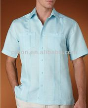 Hot style Men's Guayabera Linen Shirts(BS5037)  best seller follow this link http://shopingayo.space