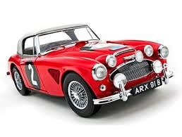 Video: Austin Healey 3000 - just the finest British Sports car of them all.