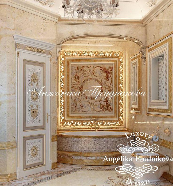Валуево Дизайн особняка в дворцовом стиле в Валуево - фото