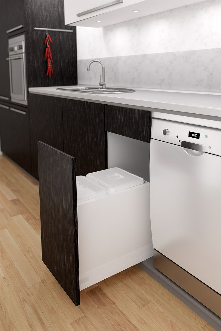 Kitchen bin frame and bucket to fit your existing drawers! Ideal for retrofitting, Tanova's kitchen bin drawer inserts are designed to fit into most drawer brands, turning an existing drawer into a pull out kitchen waste bin. Simply identify your cabinet width and available height, then select your Tanova bin sizes and configuration.