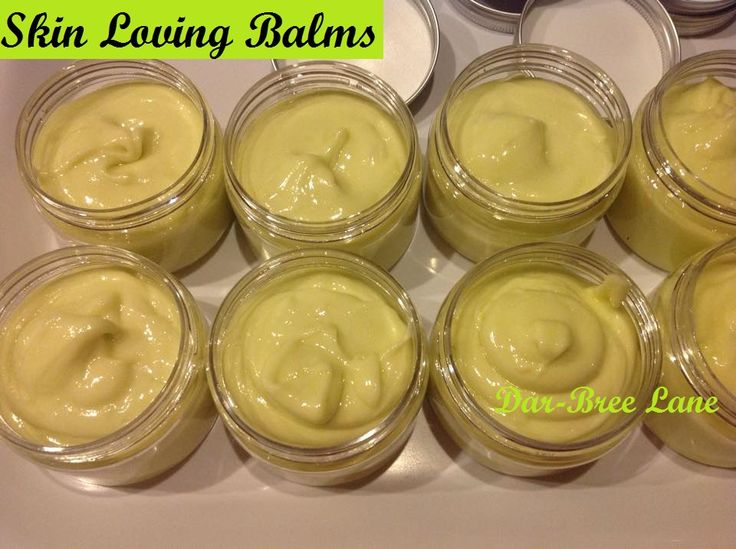 100% Natural balms Free from preservatives, parabens, colours or fragrance