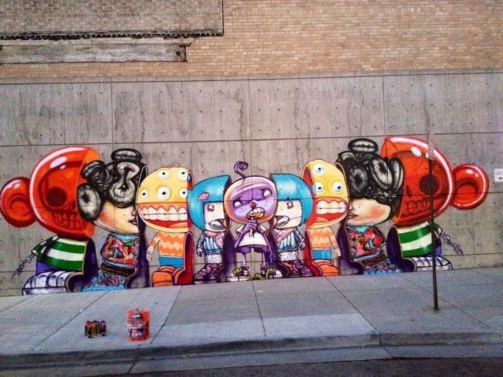 David Choe Beautifies Denver's Streets 1 - My Modern Metropolis