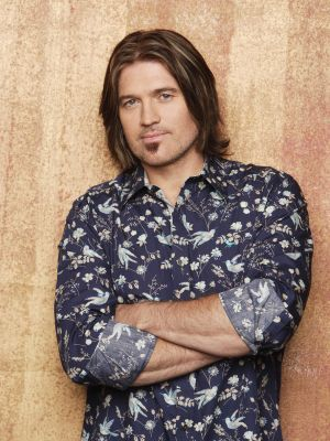 You just gotta love this country teddy bear of a man!! Billy Ray Cyrus...his voice, his looks, his personality!!WOW!! I honestly just want to hug him and say thank you for the big inspiration he is!! <3 country fan forever...