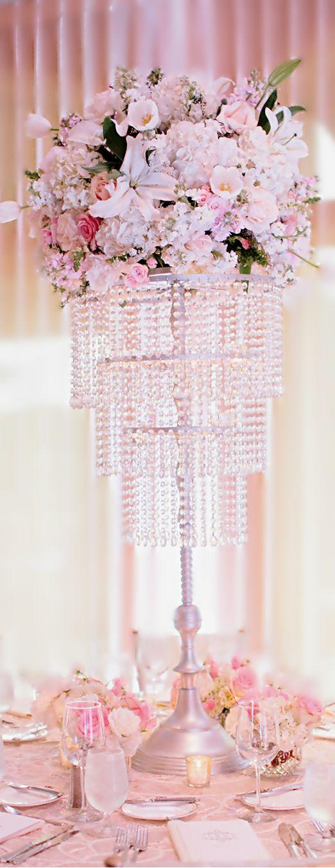 Wedding tablescape centerpiece ♔ladyluxury