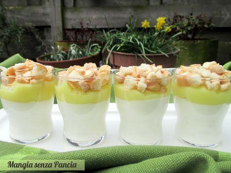 Deliziosi bicchierini mimosa al limone senza pan di spagna: leggeri, veloci da preparare e ideali per la giornata della donna e la tavola di Pasqua
