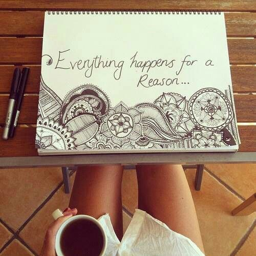 Everycing happens...