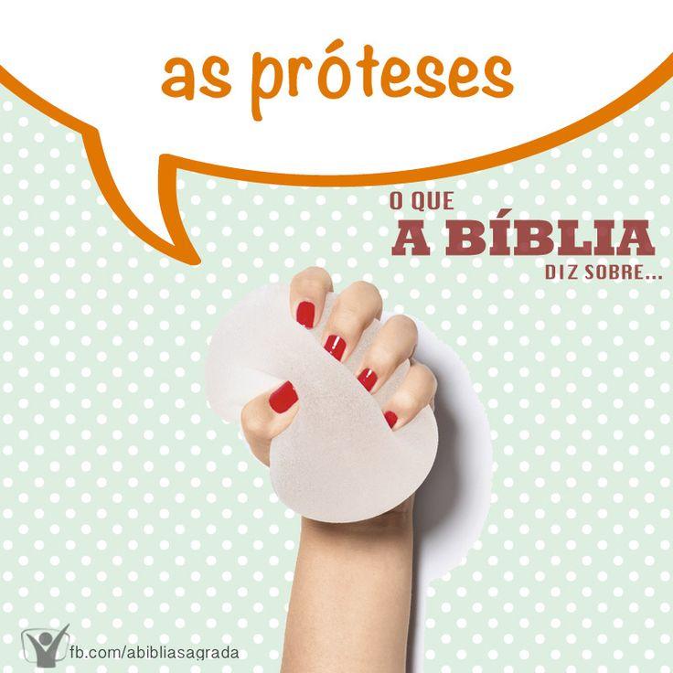 A Bíblia condena fazer plástica e usar próteses de silicone?   É preciso avaliar todos os impasses com os quais nos deparamos em termos de certo ou errado, à luz dos princípios bíblicos. Aqui temos envolvido o chamado princípio da modéstia cristã.... http://biblia.com.br/perguntas-biblicas/