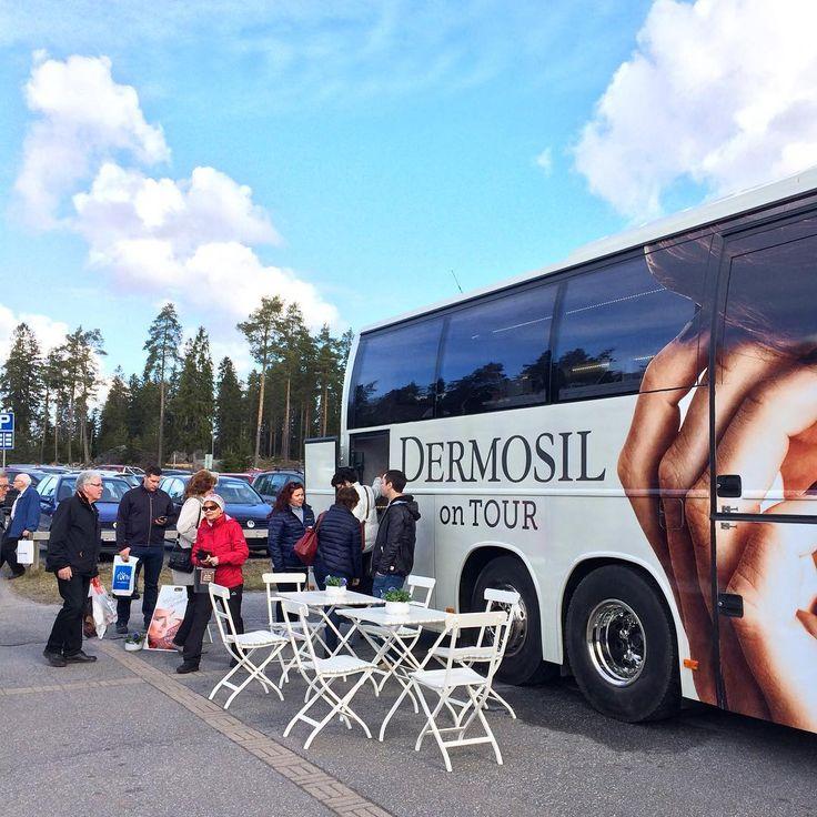 #TBT 3 weeks ago at Pohjanmaan Suurmessut/Österbottens Stormässa  #dermosilontour #suurmessut