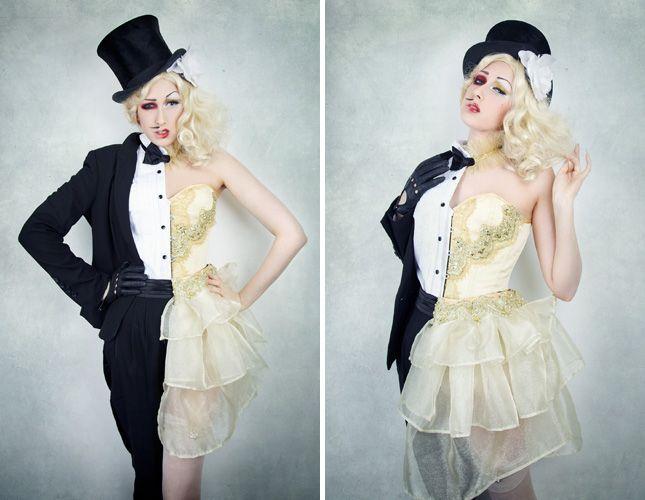 11 (Pretty) Scary Costume Ideas   Brit + Co.