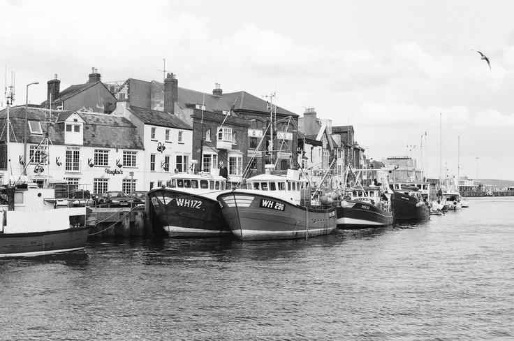 Weymouth, Dorset.