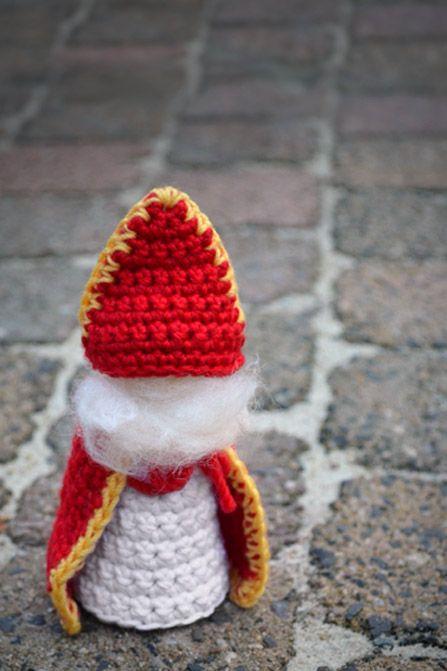 Sinterklaas haken om mee te spelen | Kiind Magazine