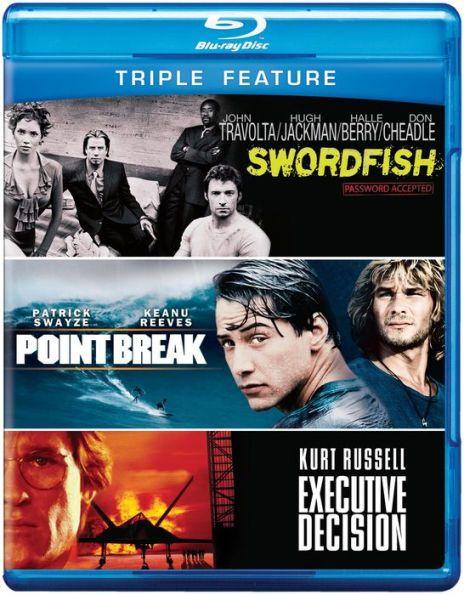 Swordfish/Point Break/Executive Decision