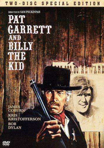 Pat Garrett and Billy the Kid [Special Edition] [2 Discs] [DVD] [1973]