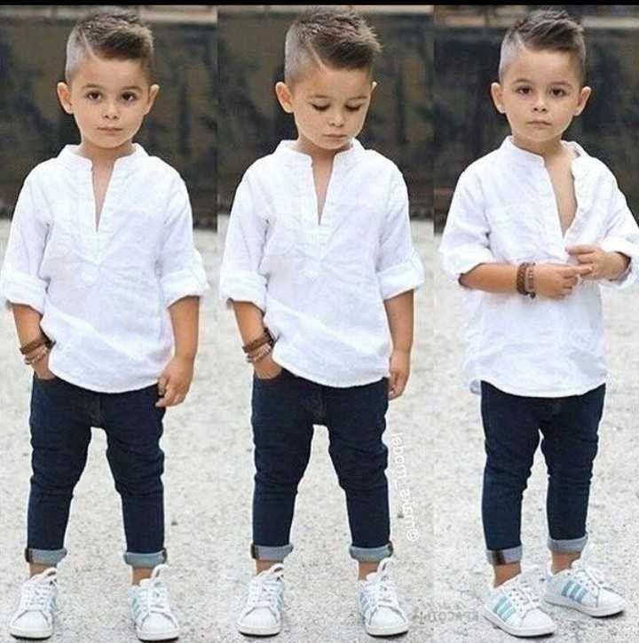 Styling Baby Boy Hair Baby Hair Style Hair Style Babyhairstyle In 2020 Baby Boy Hairstyles Little Boy Haircuts Boys Haircuts