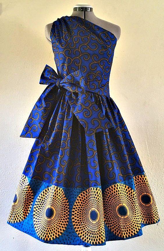 Top Ten Superb Ankara Styles Dress Designs 2017  Dabonke