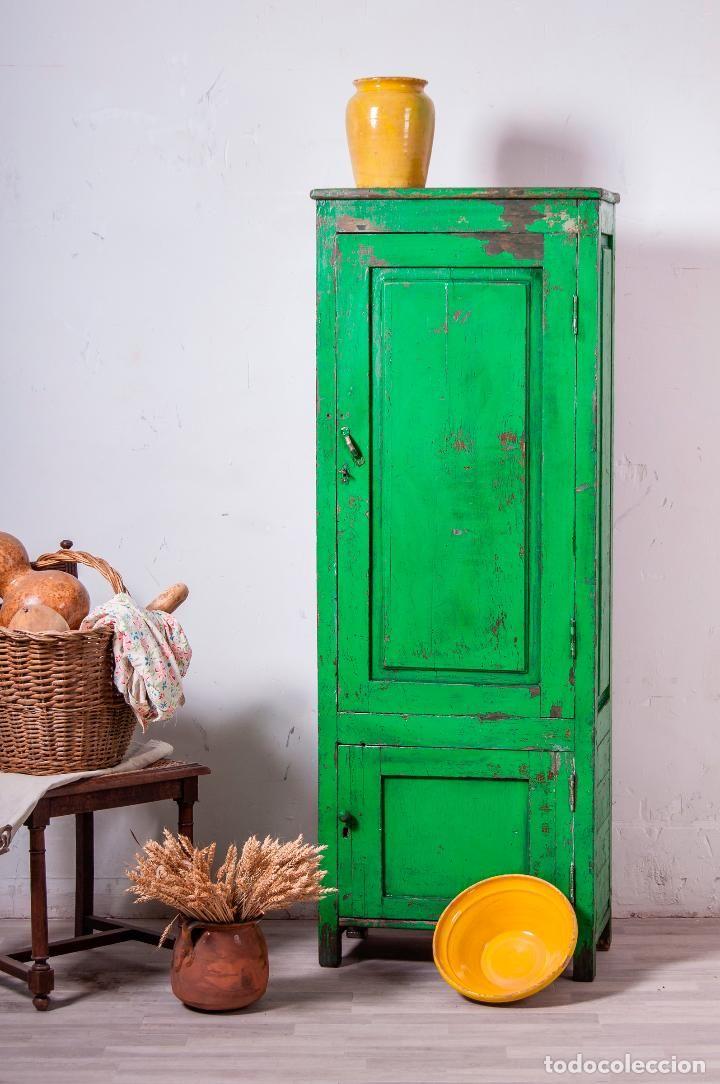 1000 ideas sobre armario antiguo en pinterest armario - Armarios antiguos restaurados ...